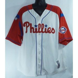 Philadelphia Phillies Ryan Howard Jersey XXL